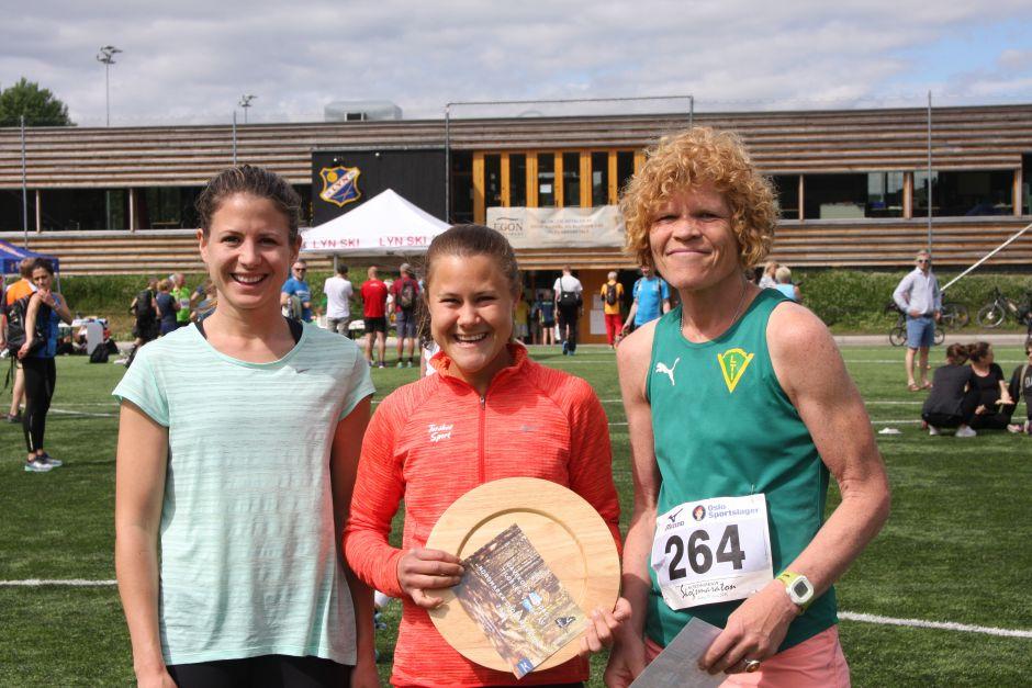 jenter maraton sesong 6