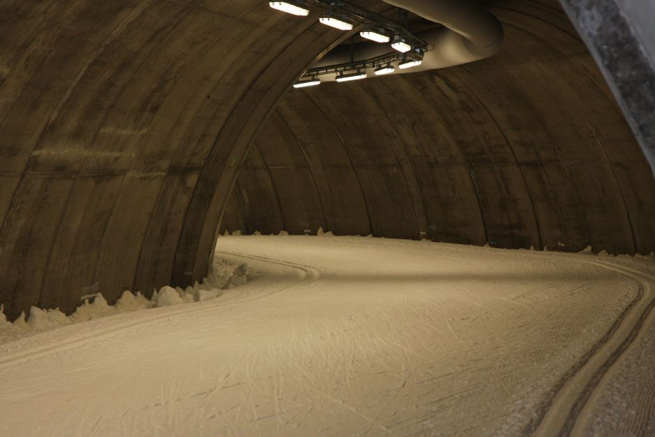 Torsby tunnel