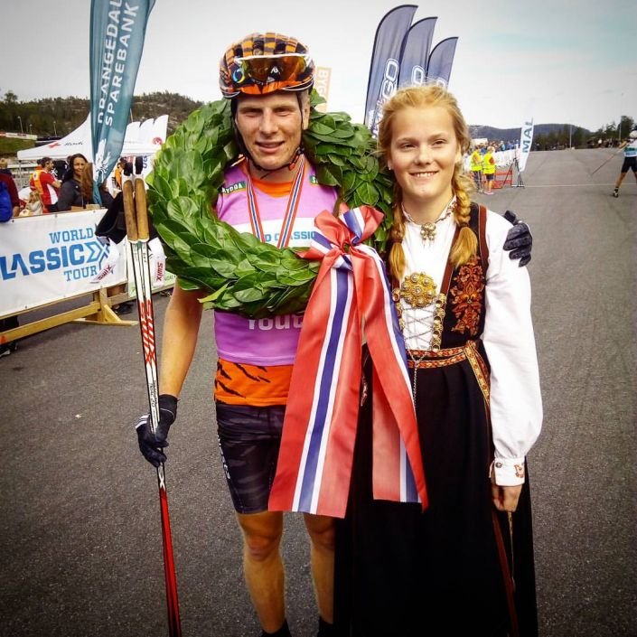 Anders Høst OSM Gautefall seier