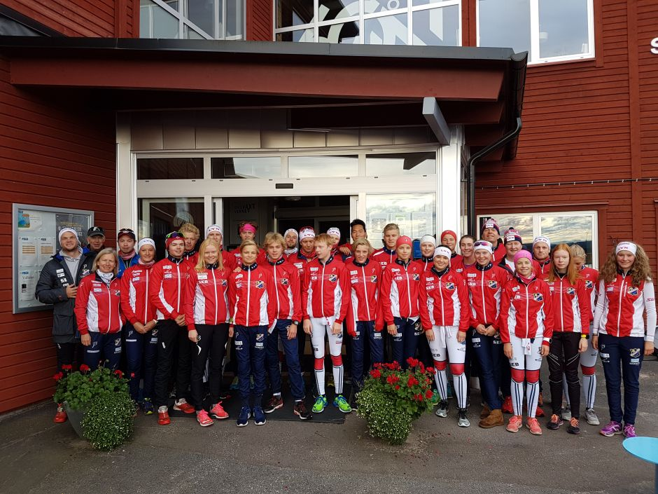 Jr Seniorsamling august TORSBY 2016